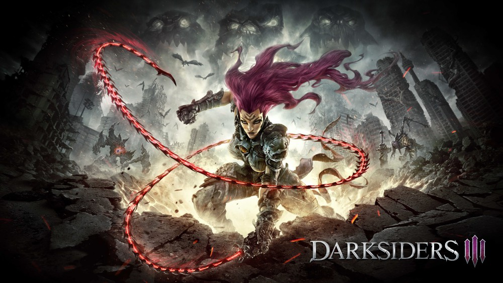 Darksiders III artwork