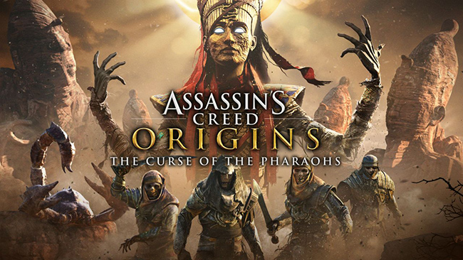 AC Origins - Pharaohs