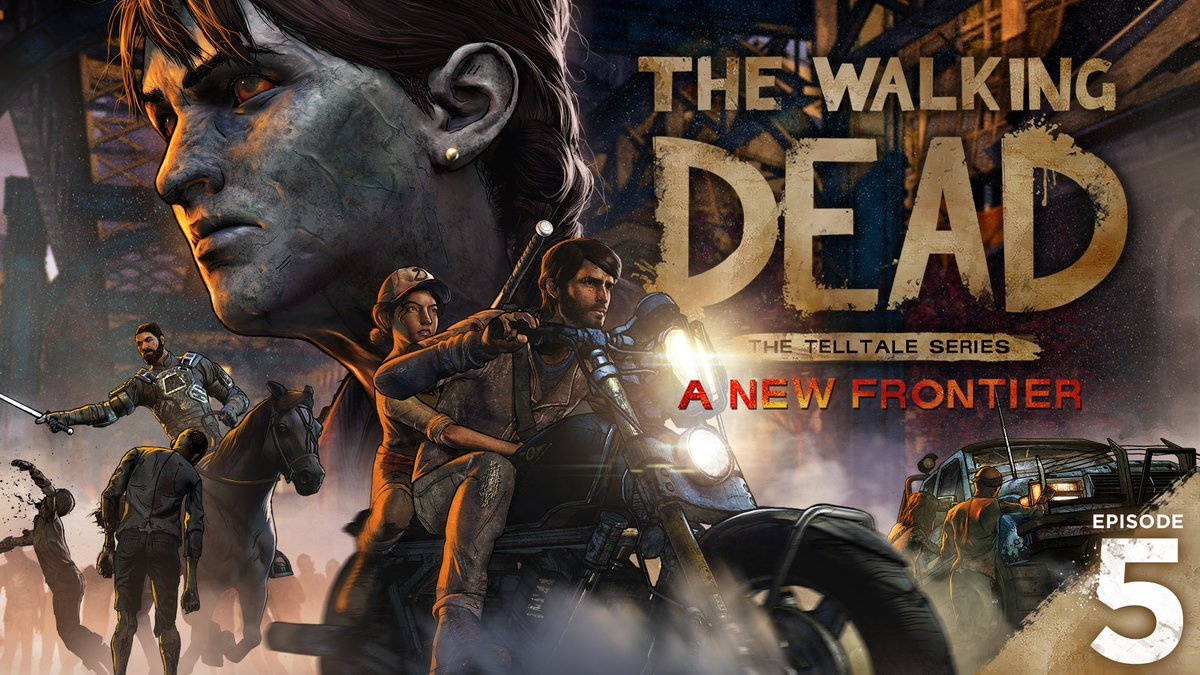 The Walking Dead A New Frontier épisode 5 - PSTJC
