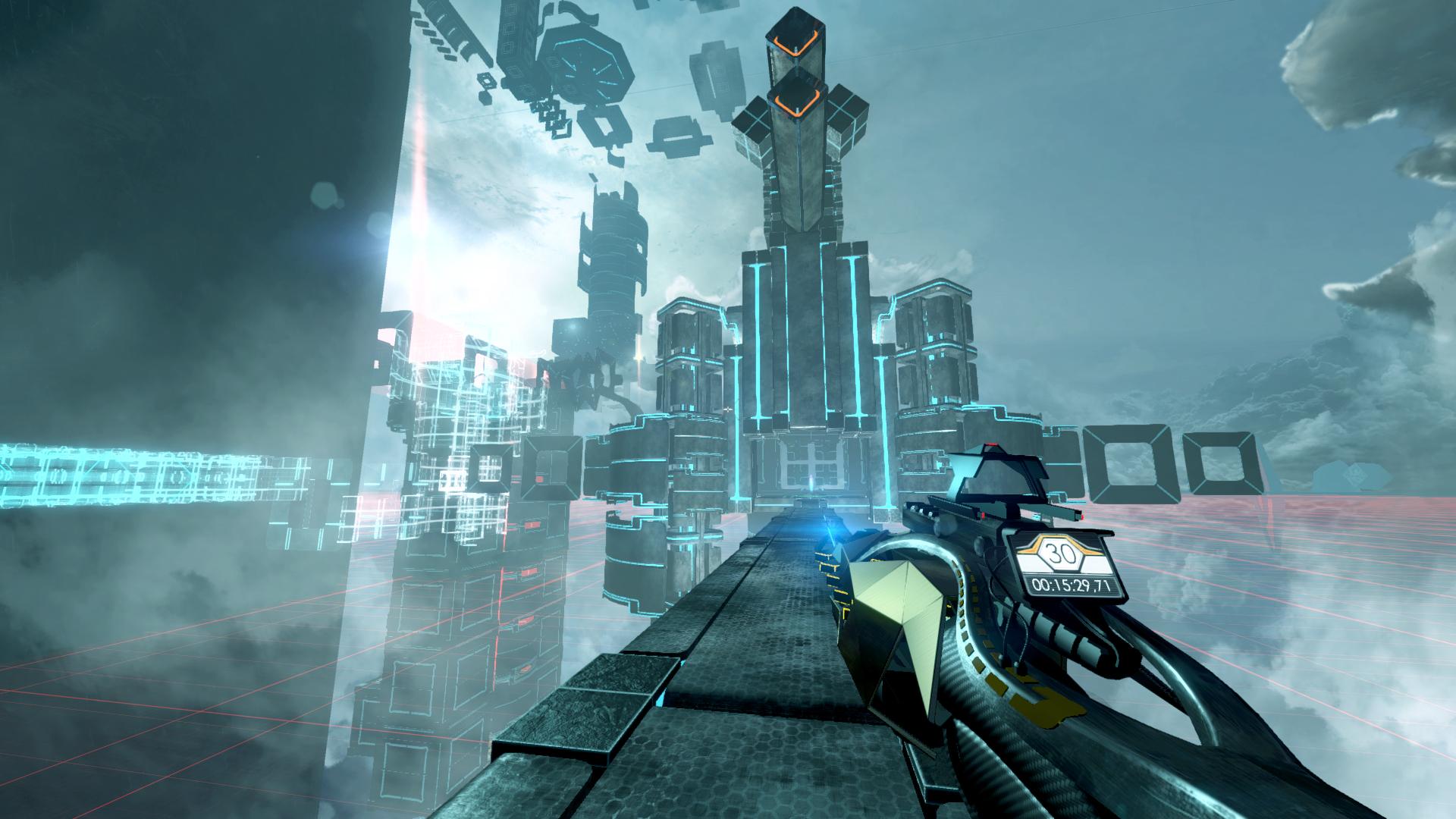 Deadcore storm Gameplay 1