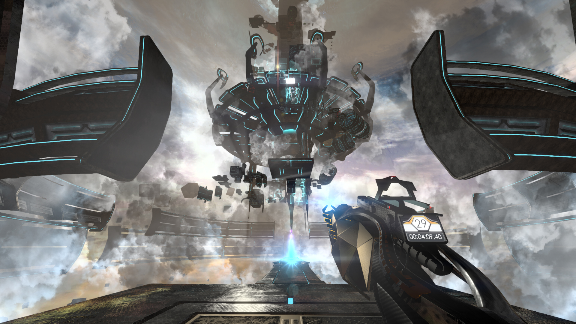 Deadcore storm Gameplay 2