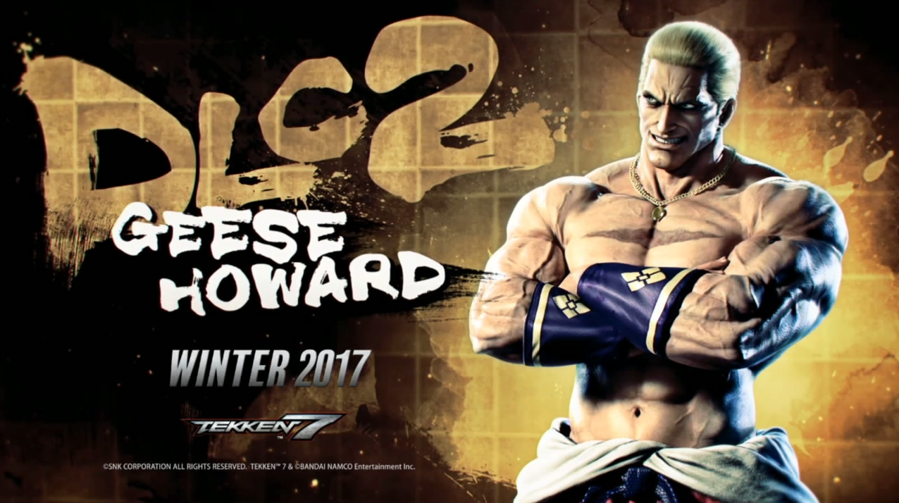 Geese Howard Tekken