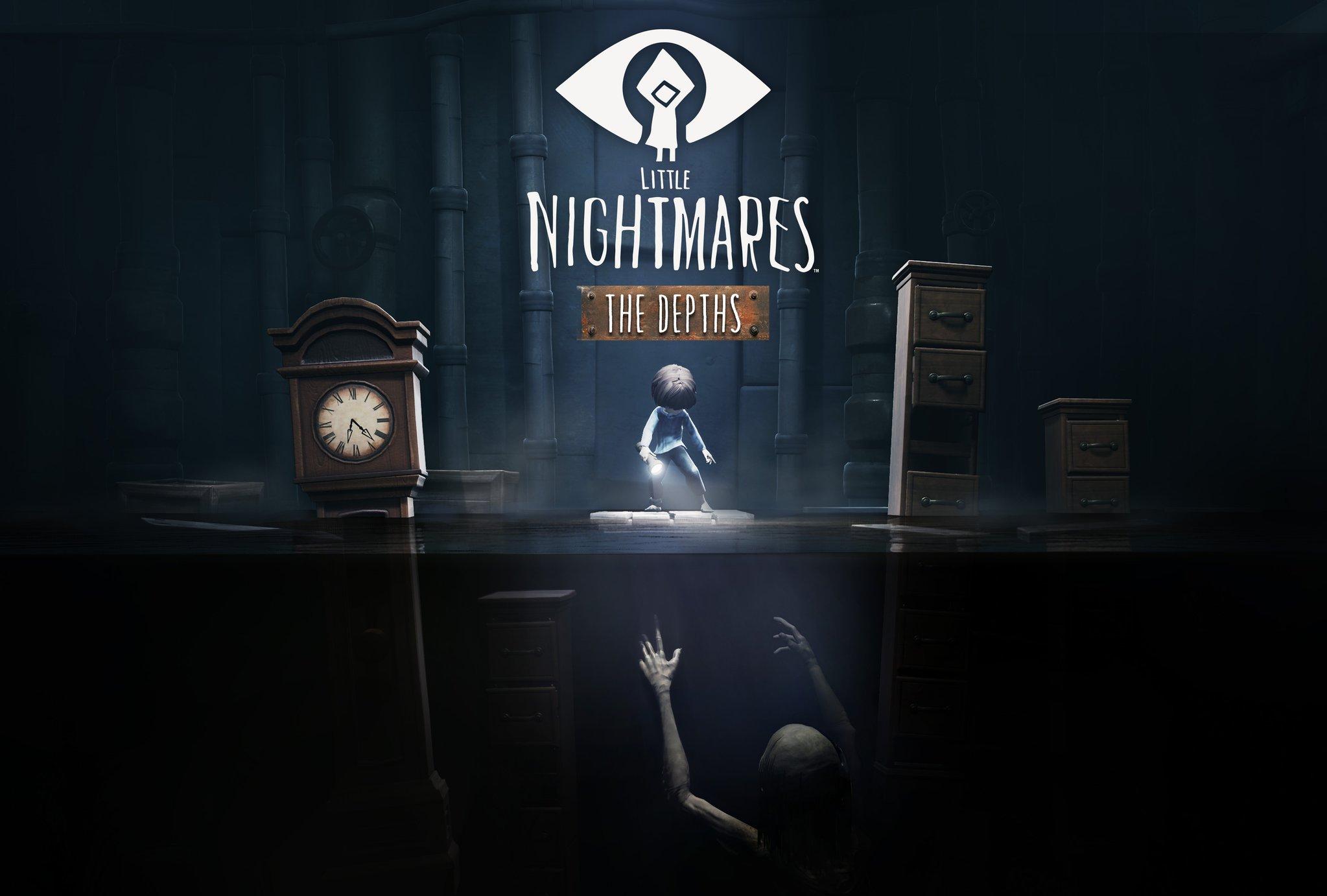 Little Nightmares DLC 1