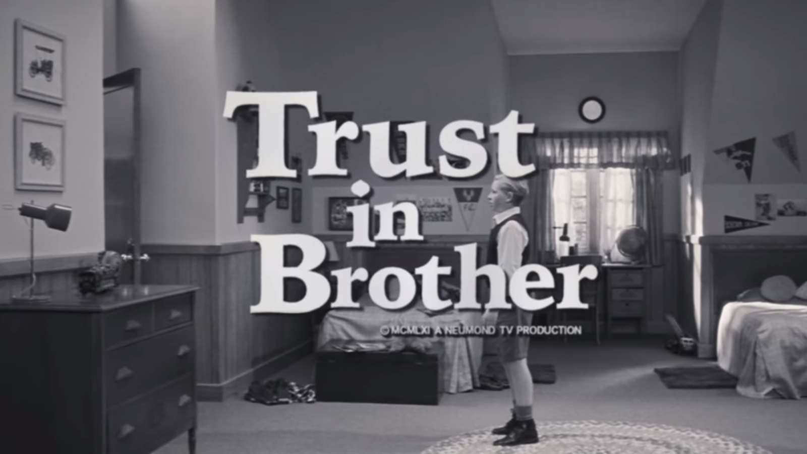 Trust in brother