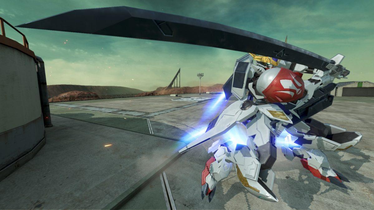 Gundam Versus image