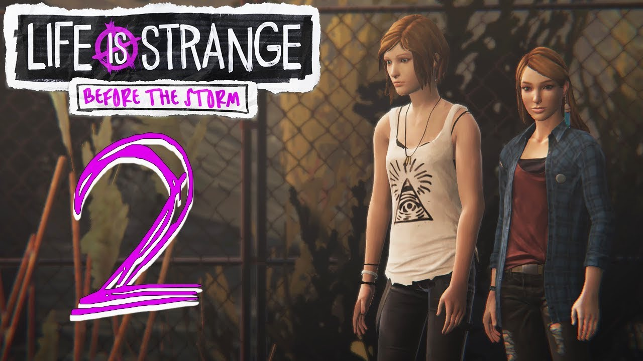 Life is Strange Before the Storm épisode 2