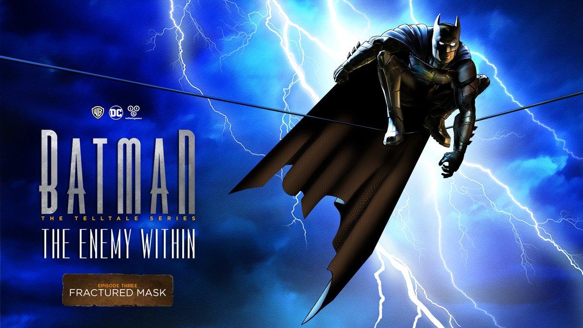 Batman épisode 3 - Telltale Games