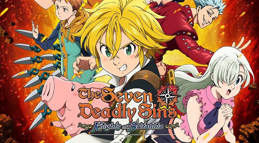 Seven deadly sins knights of ba