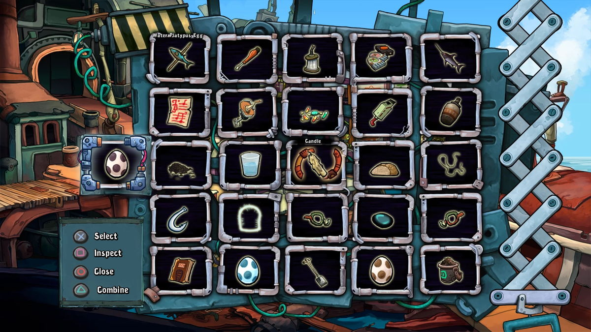 Chaos on Deponia 4