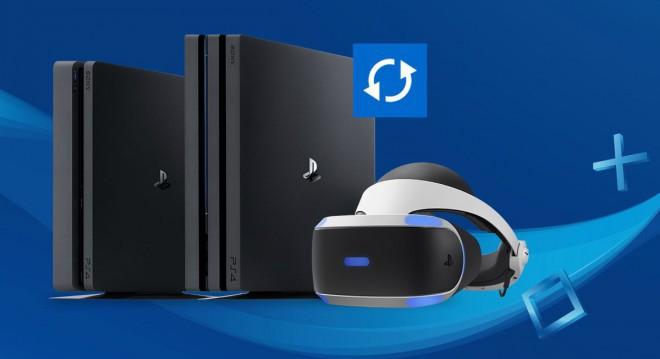 PS4 Logiciel 5.50 bêta