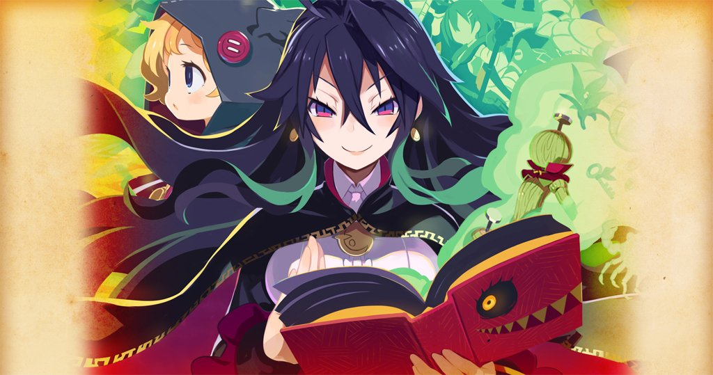 Labyrinth of Refrain Header
