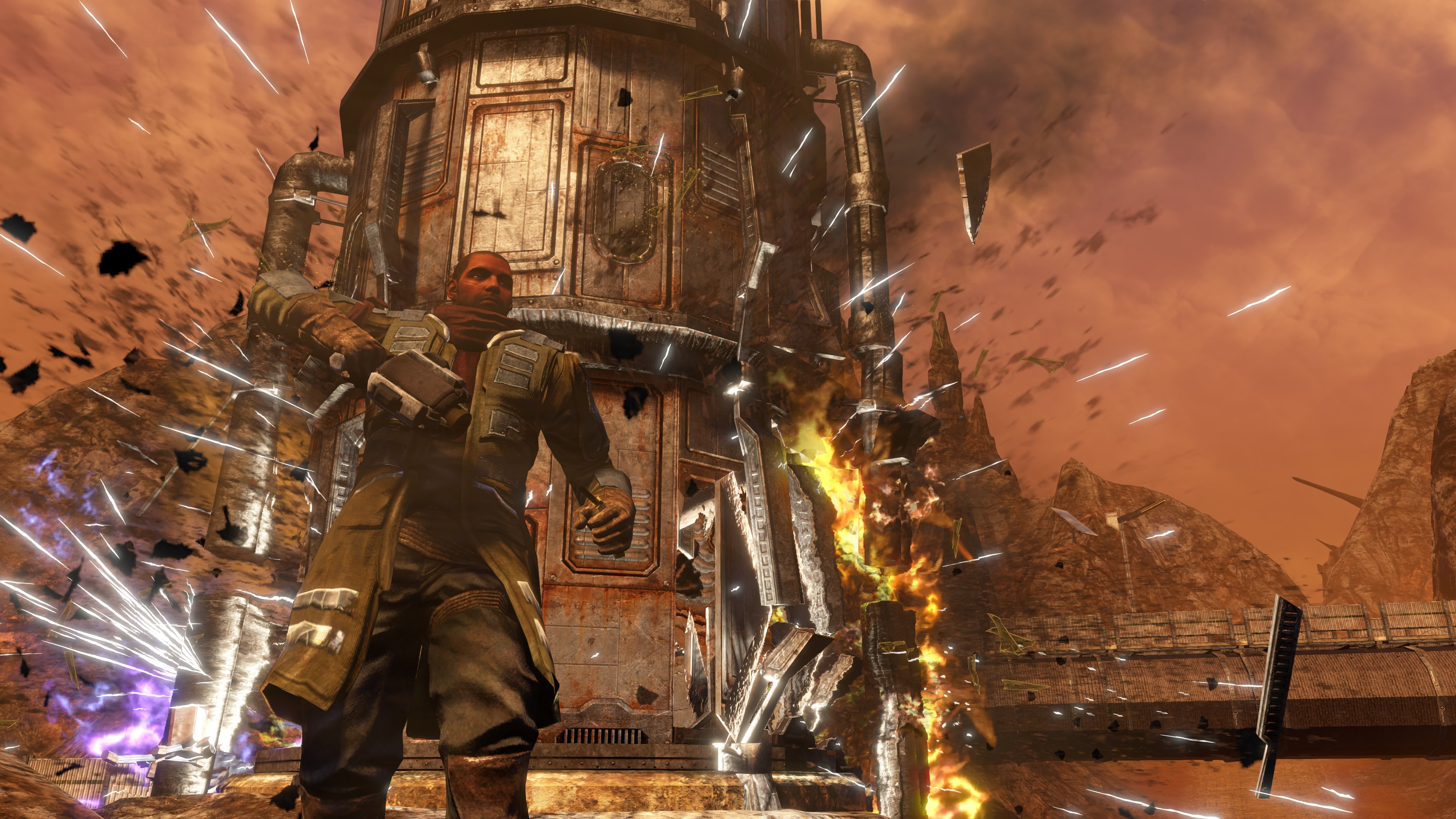 Red Faction Guerrilla-Re-Mars-tered Screen 5