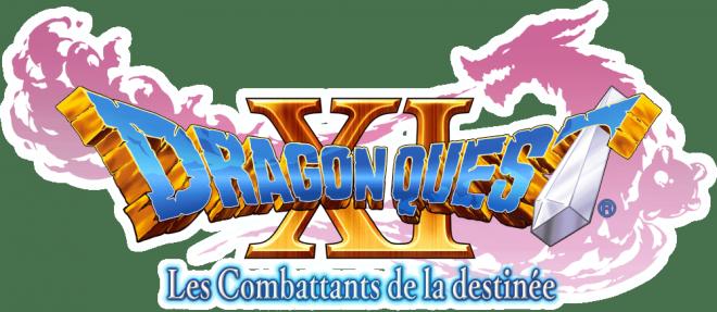 dragon quest XI logo français