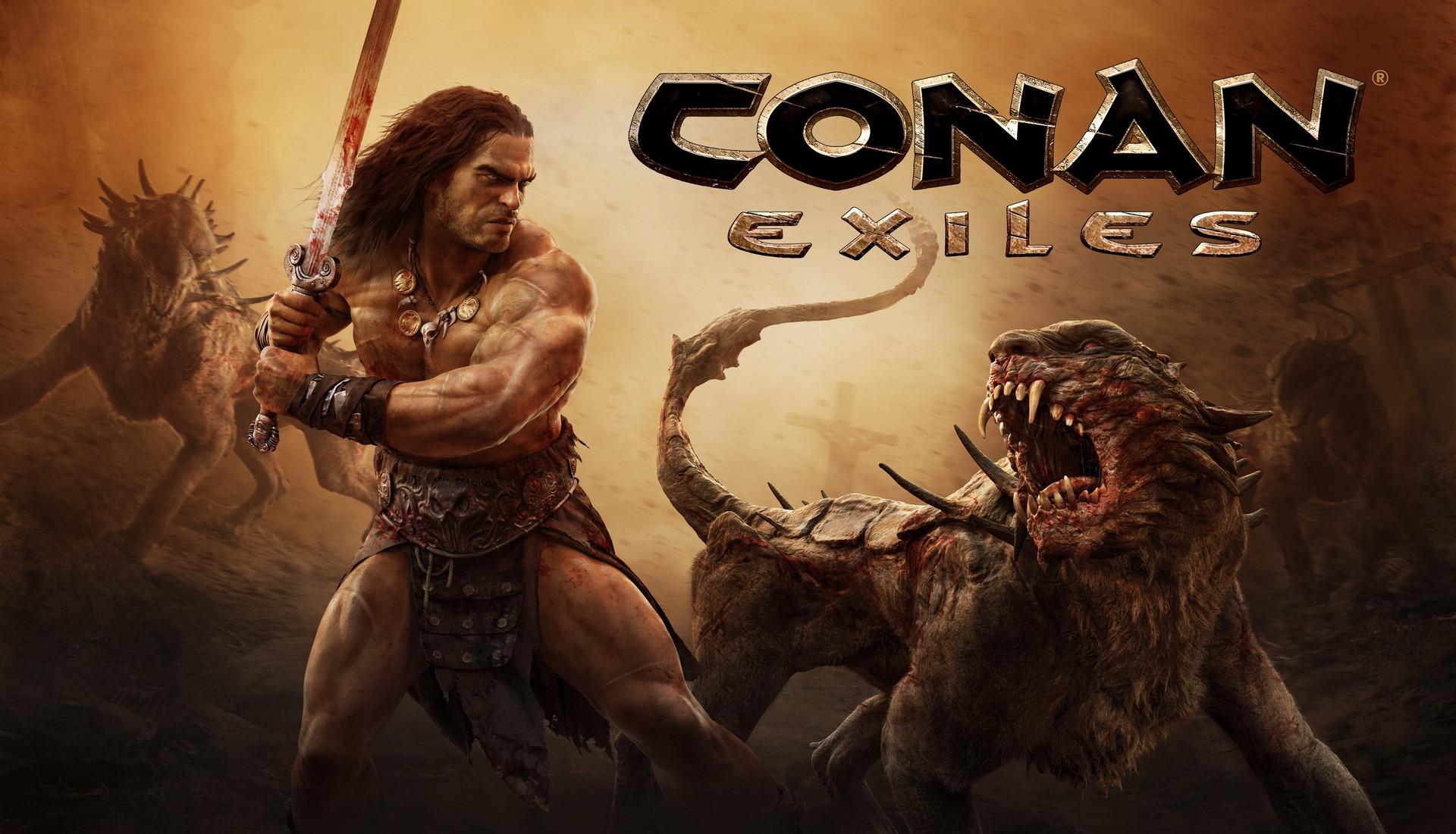 Conan Exiles Artwork PSTHC