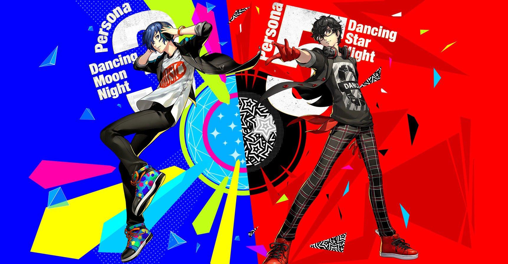 P3 - P5 Dancing Edition