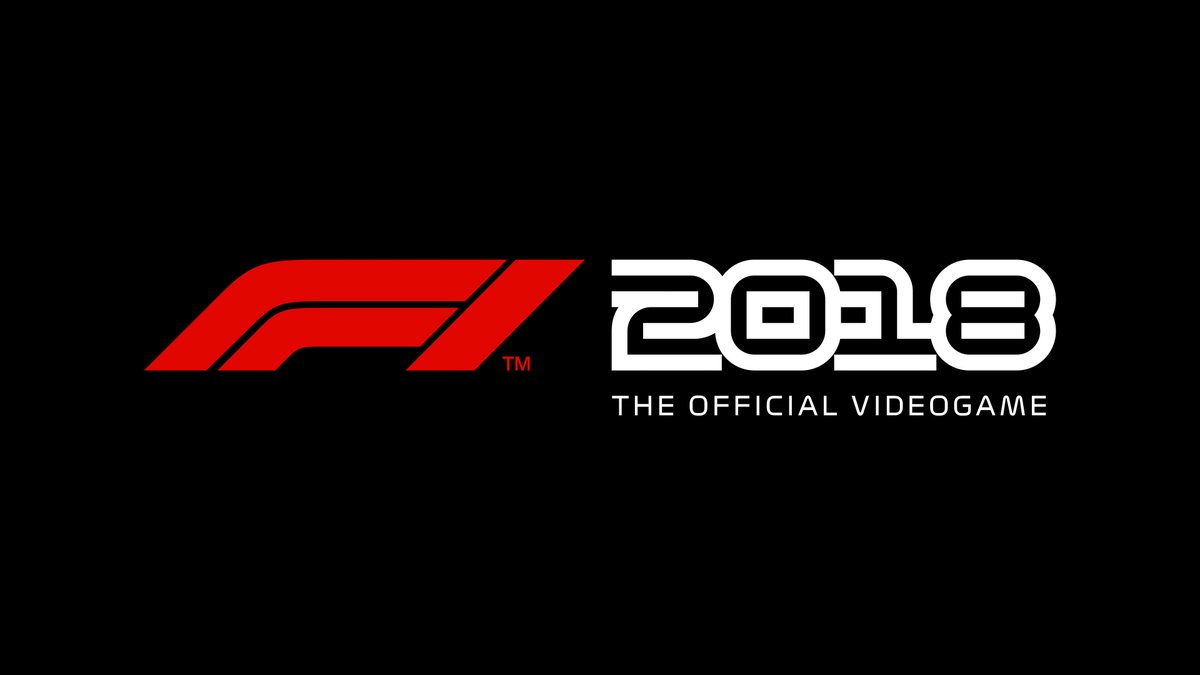 F1 2018 - logo