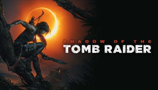 Shadow of the Tomb Raider image avec logo