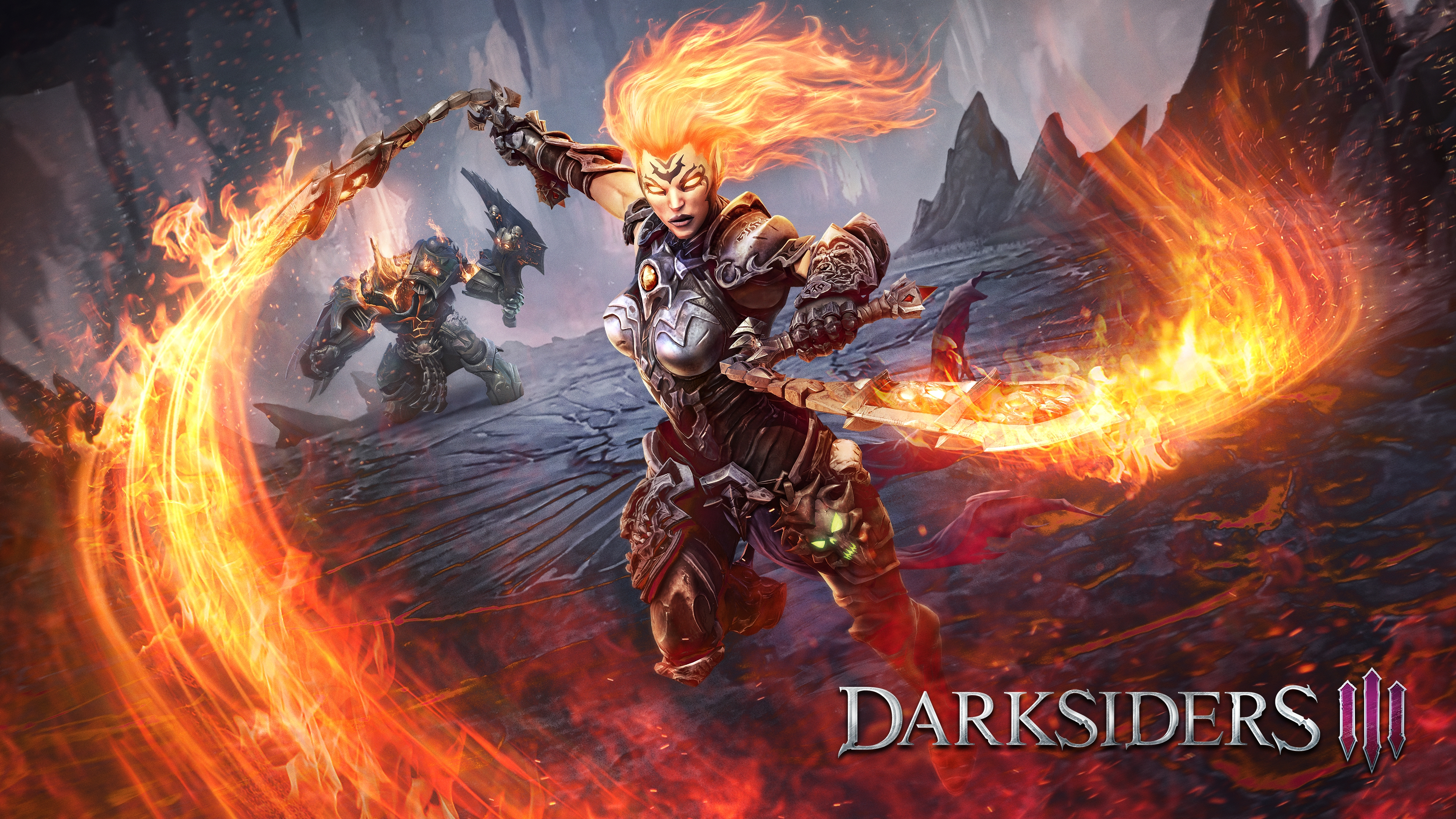 Darksiders III Screen Key Visual