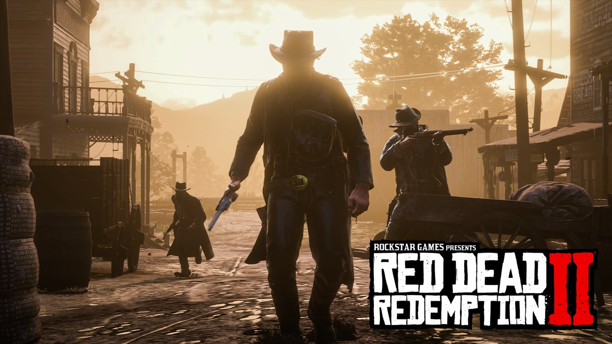 Red Dead Redemption II - first trailer gameplay