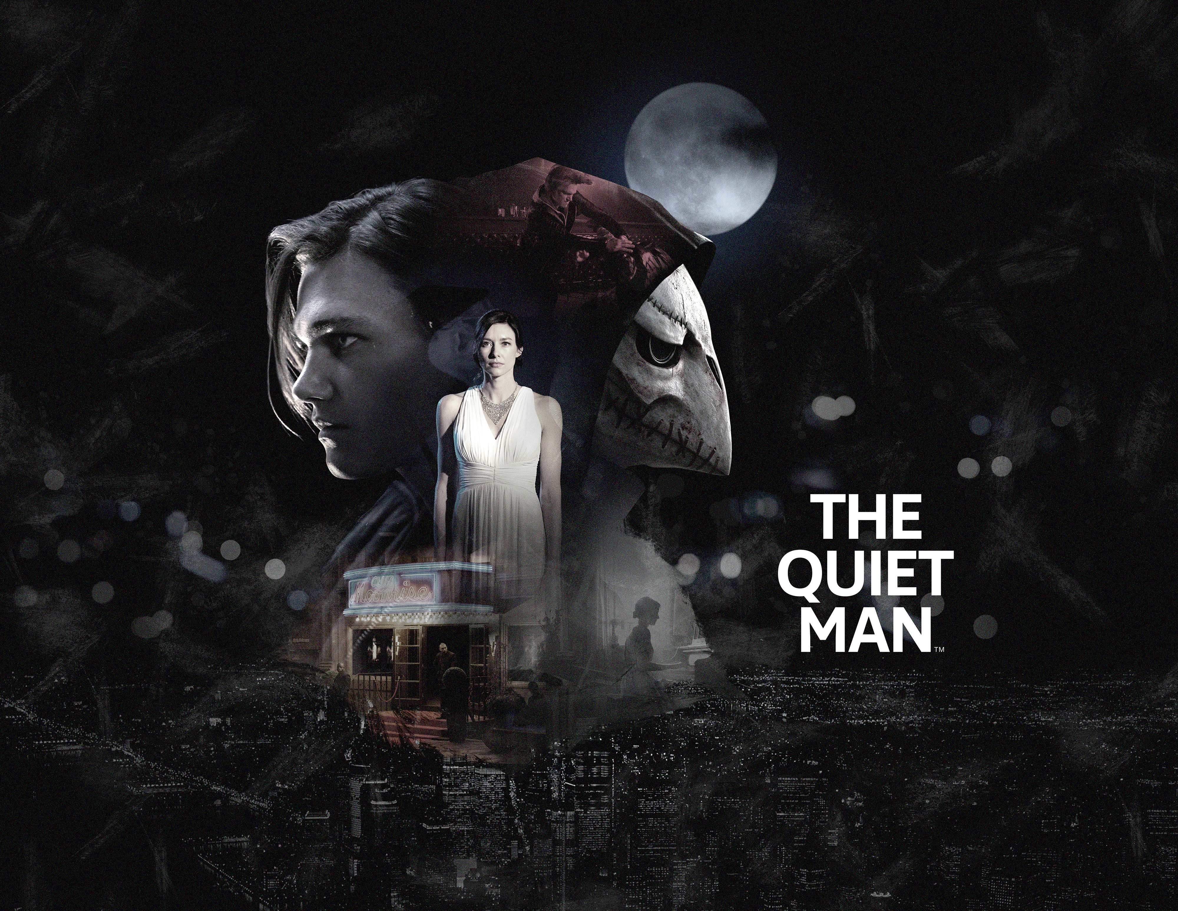 The Quiet Man Key Artwork-min