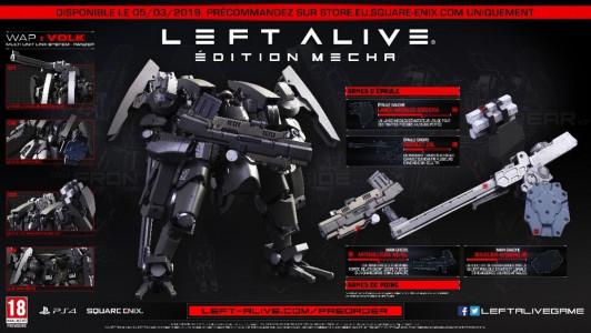Left Alive édition mecha 1